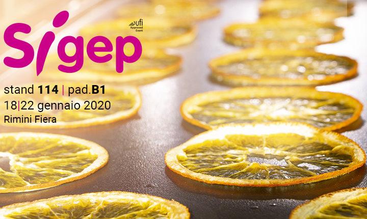 SIGEP 18/22 GENNAIO 2020 ZANUSSI PROFESSIONAL